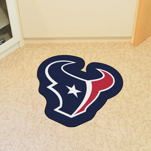 Houston Texans Mascot Mat