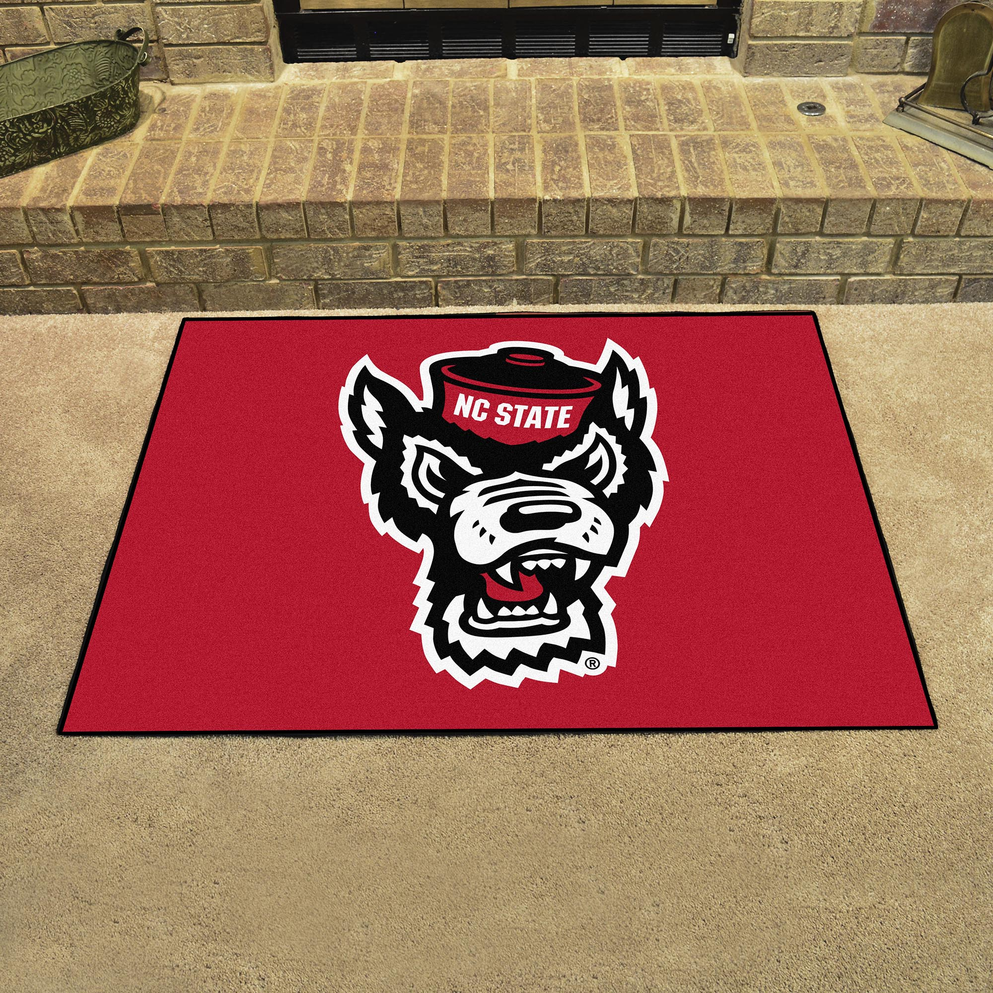 North Carolina State University Mascot All Star Mat