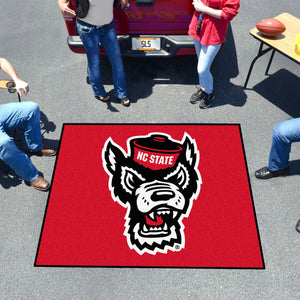 North Carolina State University Mascot Tailgater Mat