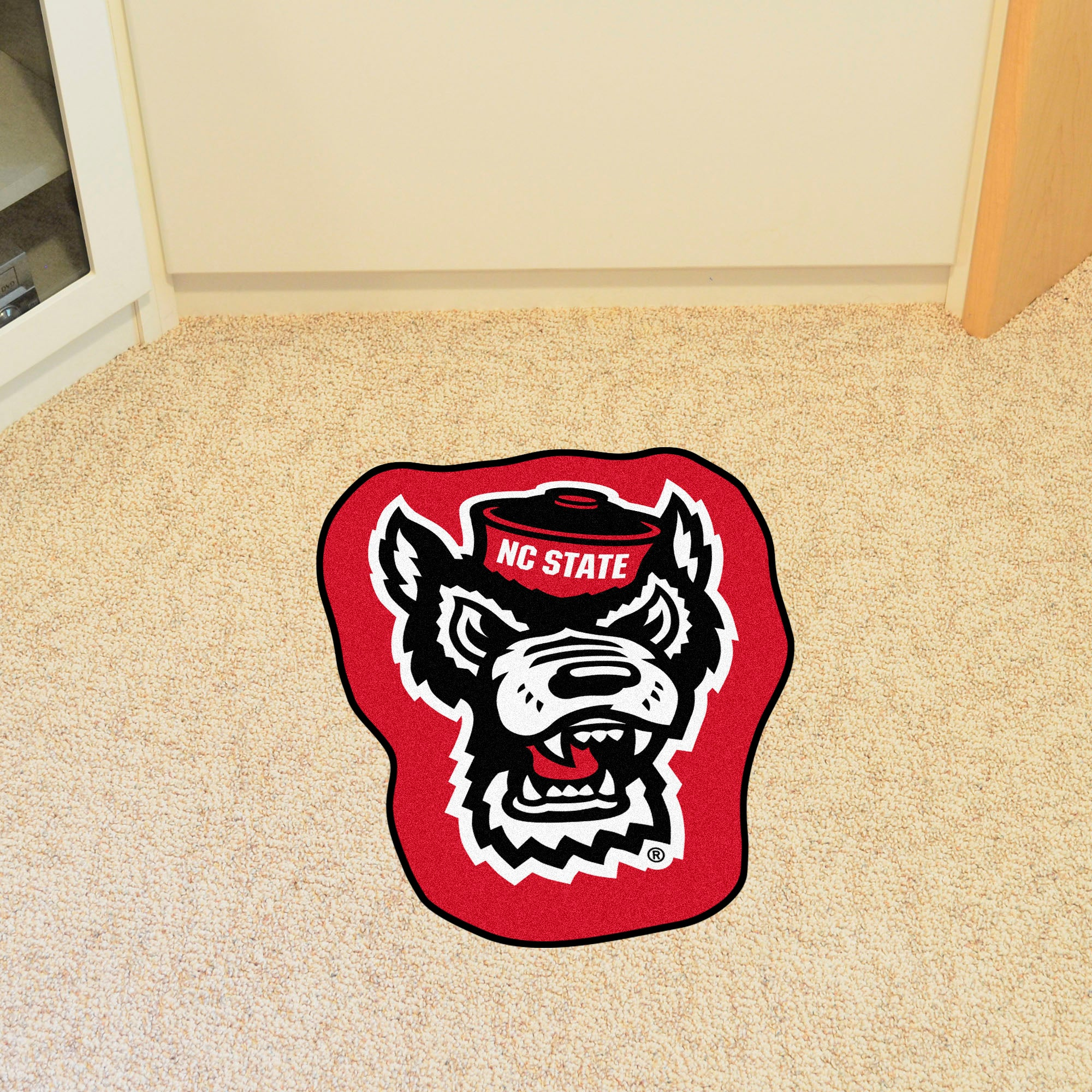 North Carolina State University Mascot Mat