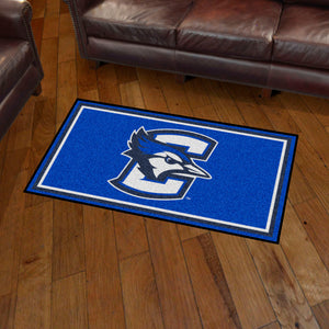 Creighton University Plush Rug  College Area Rug - Fan Rugs