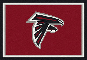 Atlanta Falcons NFL Team Spirit Rug  NFL Area Rug - Fan Rugs