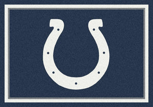 Indianapolis Colts NFL Team Spirit Rug - Returns For Sale  NFL Area Rug - Fan Rugs