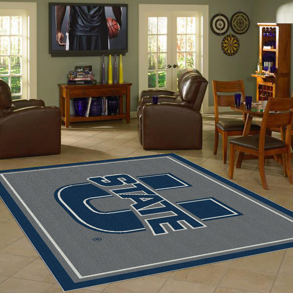 Utah State University Team Spirit Rug  College Area Rug - Fan Rugs