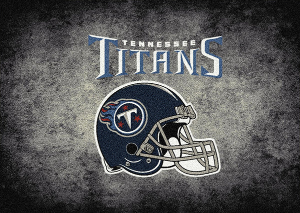 Tennessee Titans Nfl Team Distressed Rug Fan Rugs