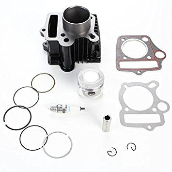 Honda Cylinder Kit with Pistons and Gaskets for ATC70, CRF70, CT70, XR70R, C70, TRX70 and TRX90