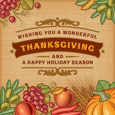 Happy Thanksgiving from Salt River Vintage Collectibles