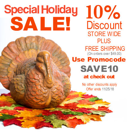 Get 10% OFF all Vintage Collectibles and Antiques this Holiday Weekend