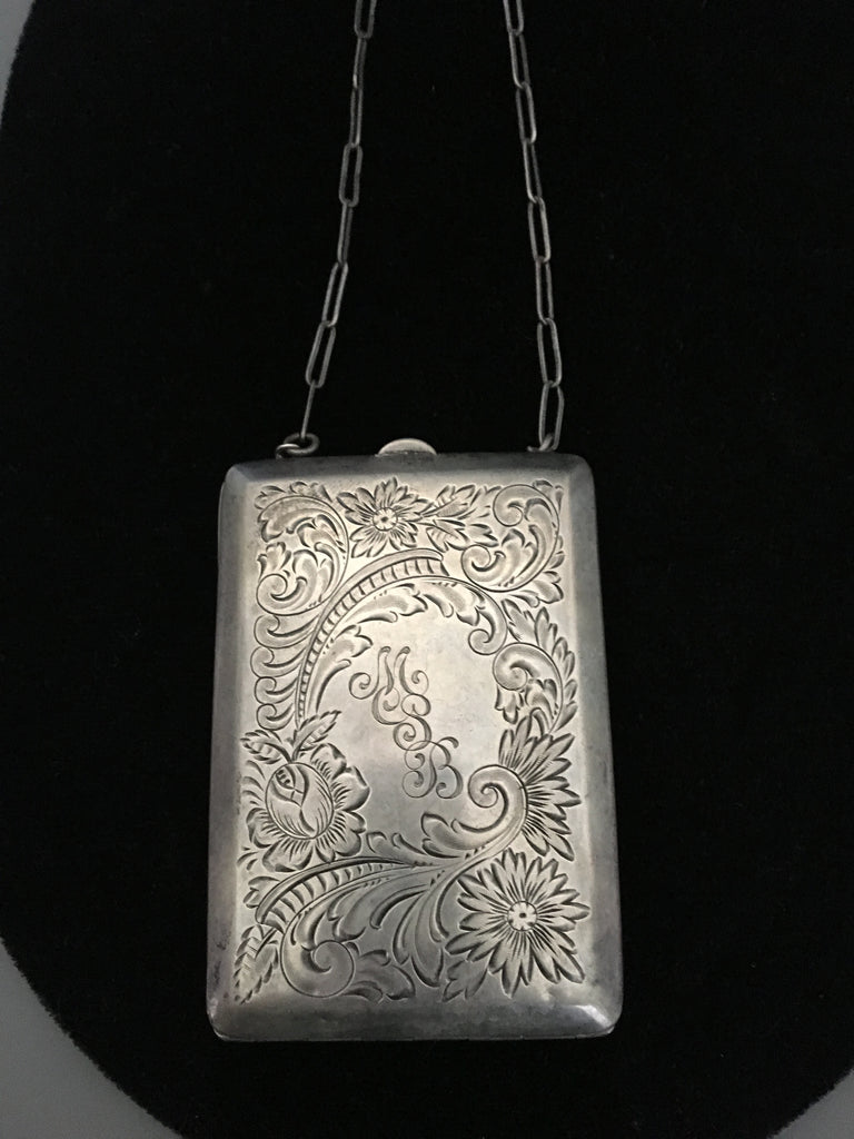 Sterling Silver Coin Purse made by Nussbaum & Hunold