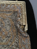 Vintage French Art Deco Beaded Purse