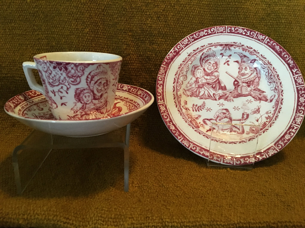 Charles Allerton Tea Cup and Saucer set