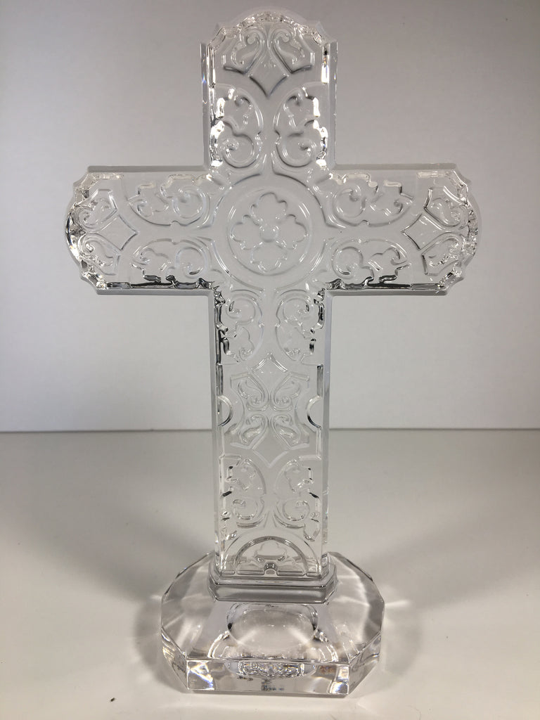 Beautiful Crystal Cross by Nobel Excellence