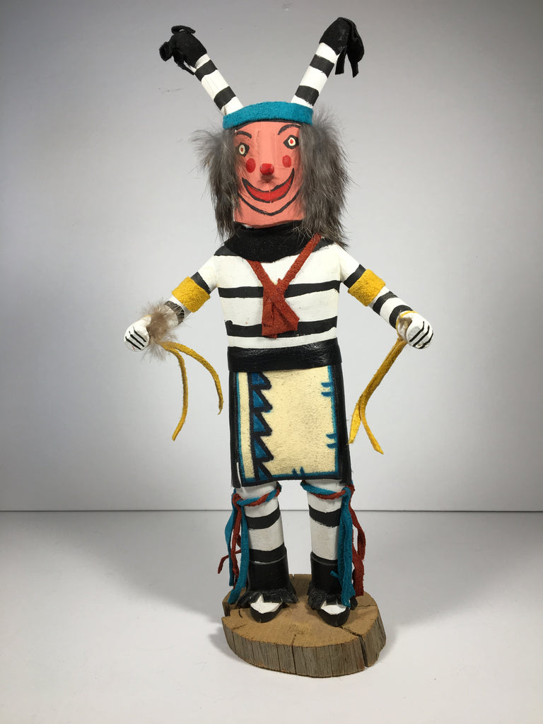 Kachina Clown Doll