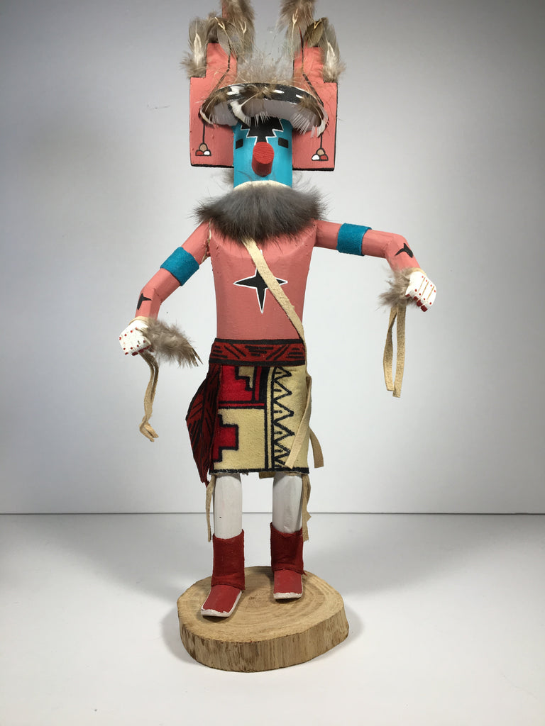 Kachina Folk Art Figurine