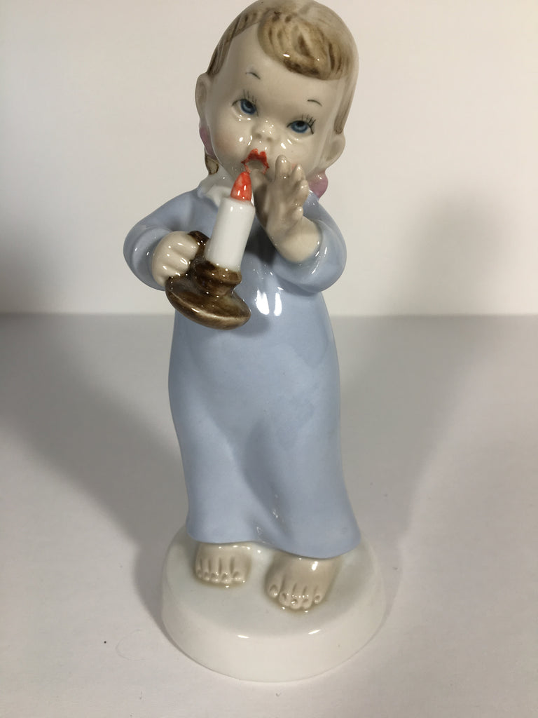 Royal Dux Porcelain Figurine