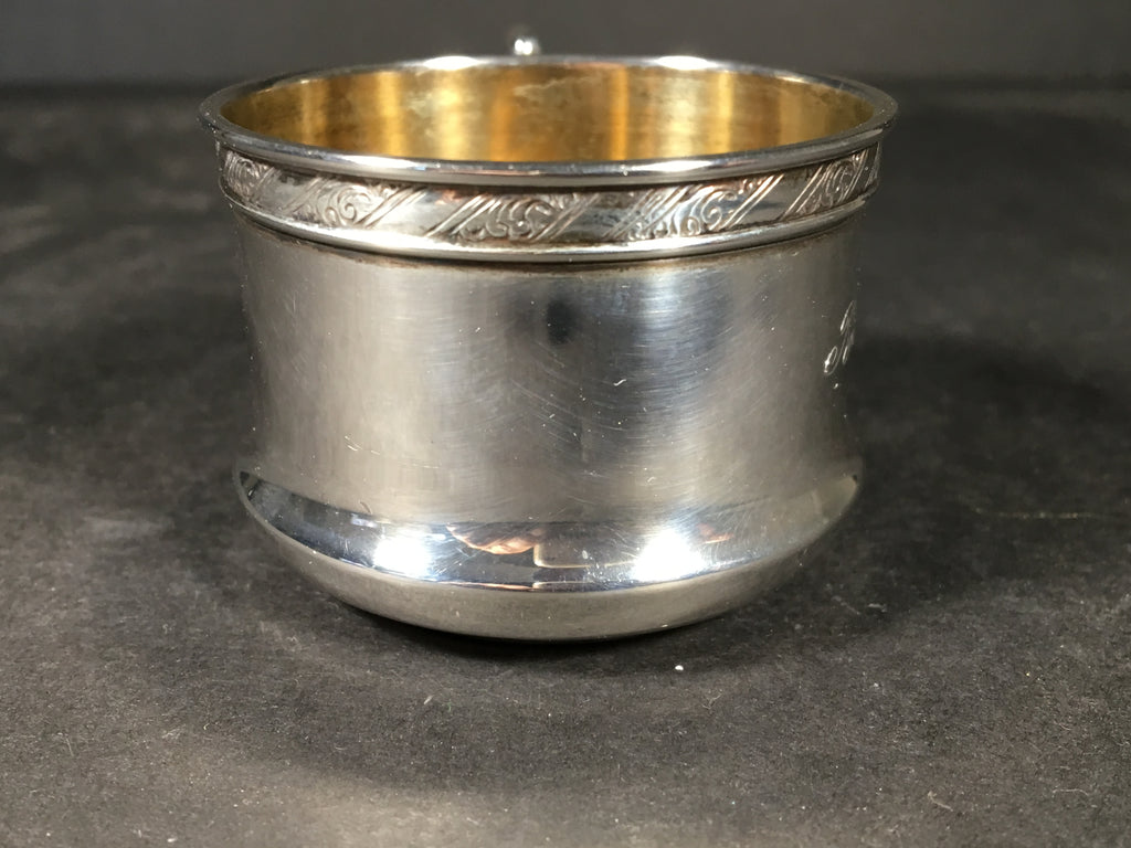 Antique Sterling Silver Webster Co. Child's Mug - c. 1920's
