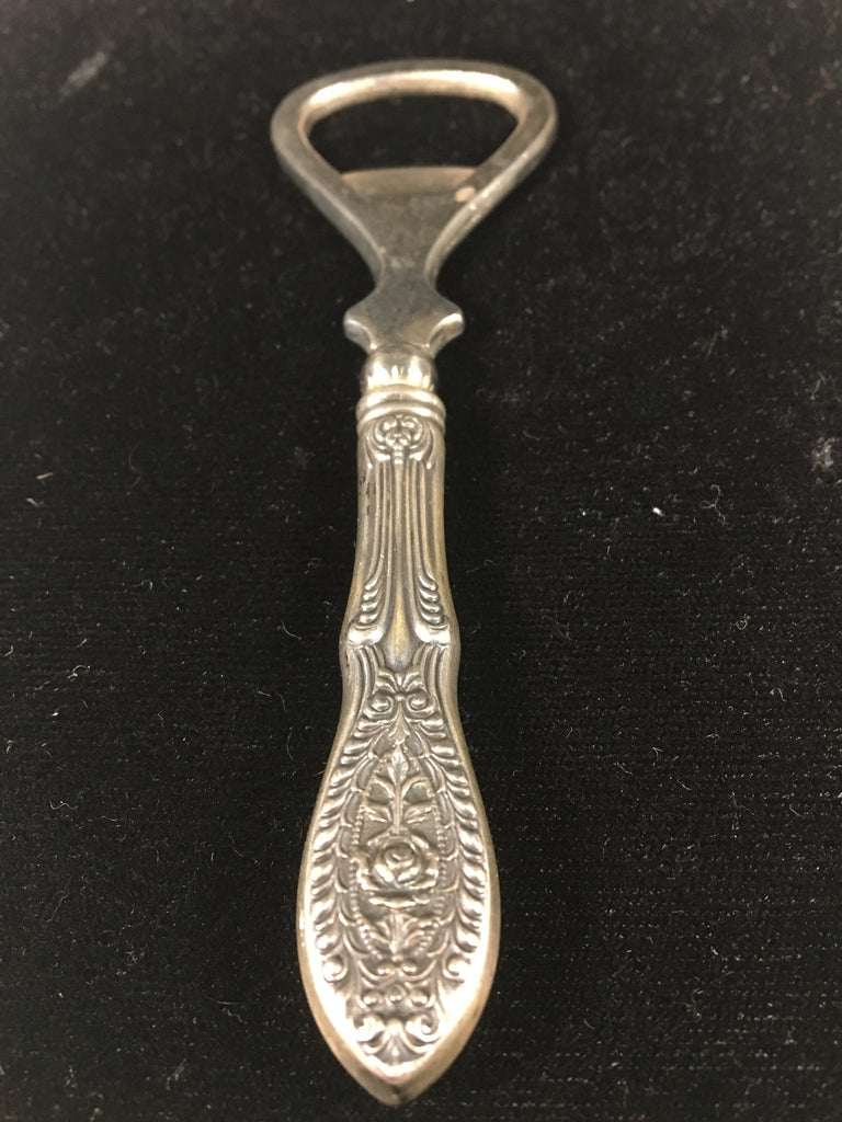 Sterling Silver Bottle Opener