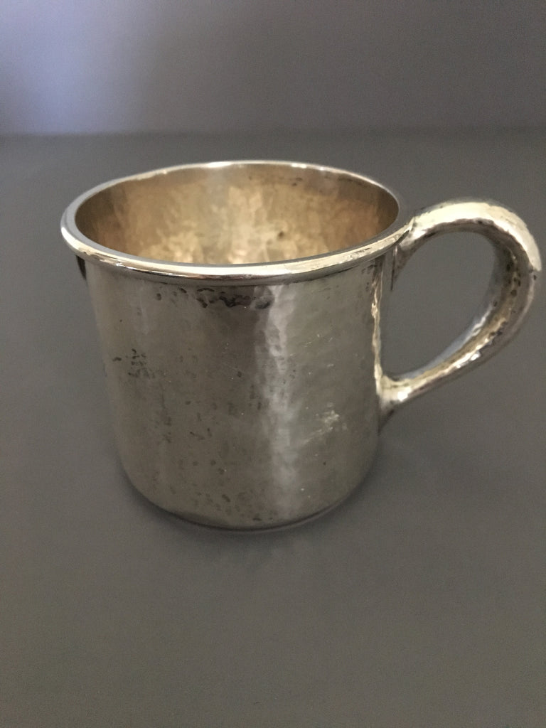 Vintage R. Wallace & Sons Sterling Silver Child's Cup
