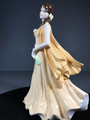 Graceful Coalport Bone China Figurine from the Sentiment Series