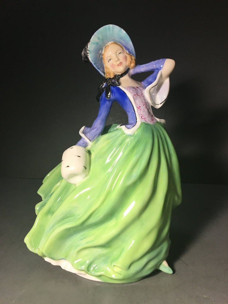 Vintage Royal Doulton Autumn Breezes Figurine