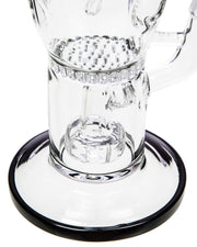Showerhead to Honeycomb Perc Faberge Egg