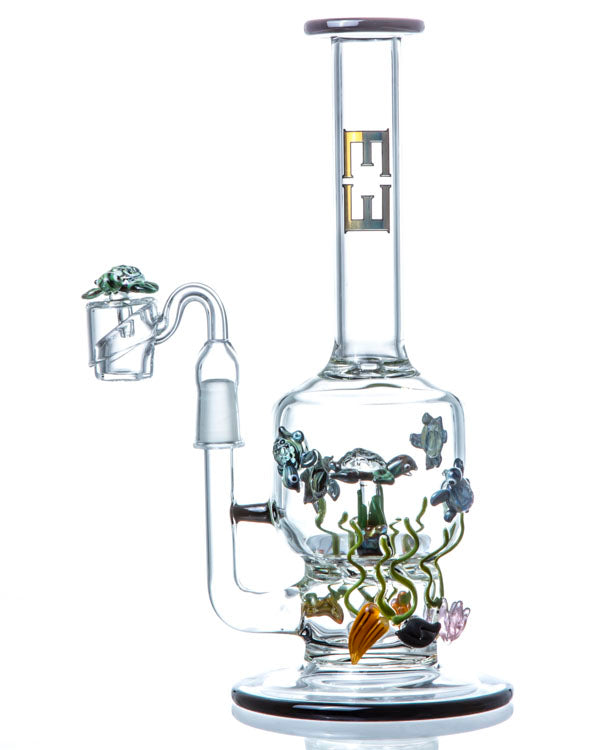 dankstop bongtest Side View