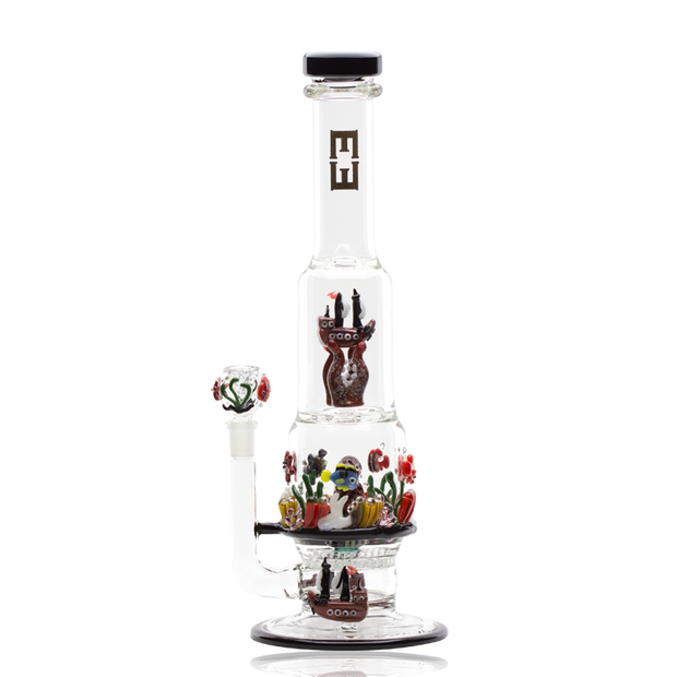 "15"" Flagship Kraken Dual-Use Bong"