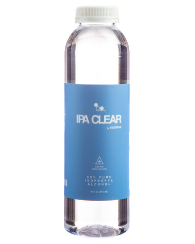"Nucleus ""IPA Clear"" 99% Pure Isopropyl Alcohol"
