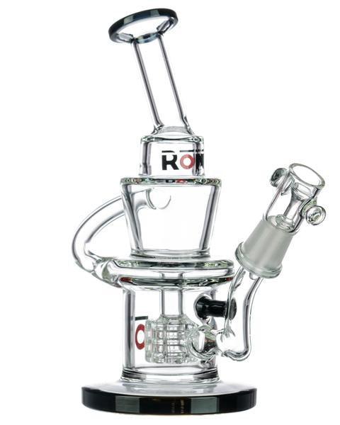 """Chigiriki"" Layered Recycler with Matrix Perc"