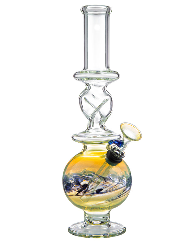 Fumed Glass Bong