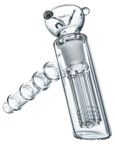 Hammer Bubbler w/ 6 Arm Tree Perc