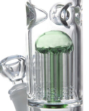 "16"" Tree Perc Straight Tube w/ Removable Downstem"