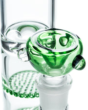 Double Honeycomb Perc Water Pipe