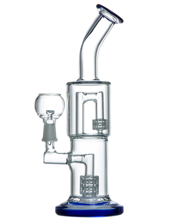 Double Stereo Matrix J-Hook Perc Dab Rig
