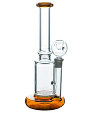 Honeycomb Perc Puck Base Bong