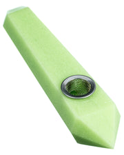 Luminous Glow In the Dark Stone Pipe