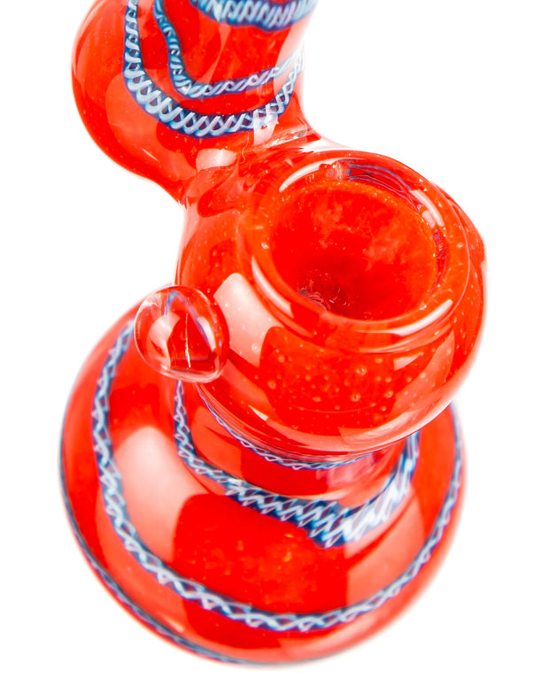 Two Tone Colored Bubbler