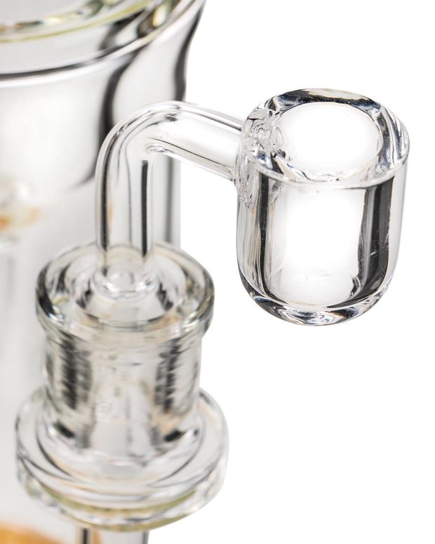 Diamond Glass Ball Perc Incycler Banger Nail