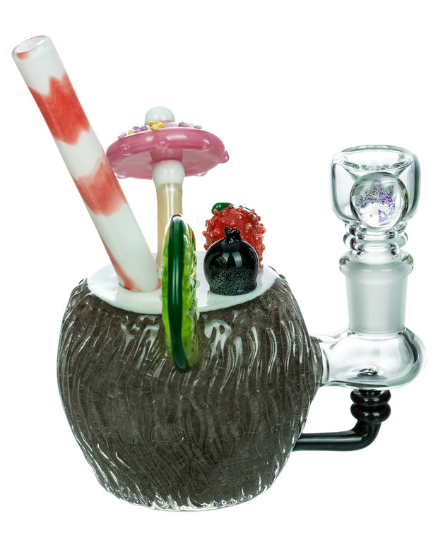Coconut Colada Mini Bong