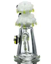 Radioactive Cloud Mini Bong with Nuke Bowl