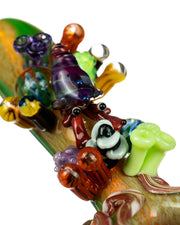 Sea Floor Themed Spoon Pipe