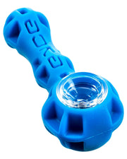 blue silicone spoon