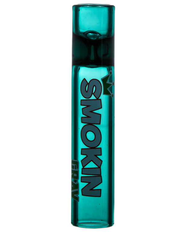 "16mm Chillum by Grav with ""Smokin"" Graphic"