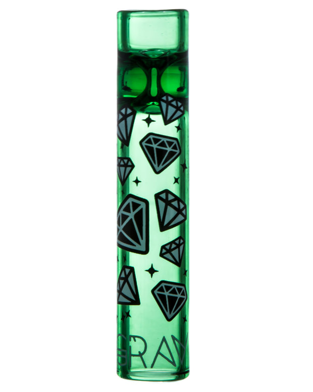 16mm Chillum by Grav with Diamonds Graphic