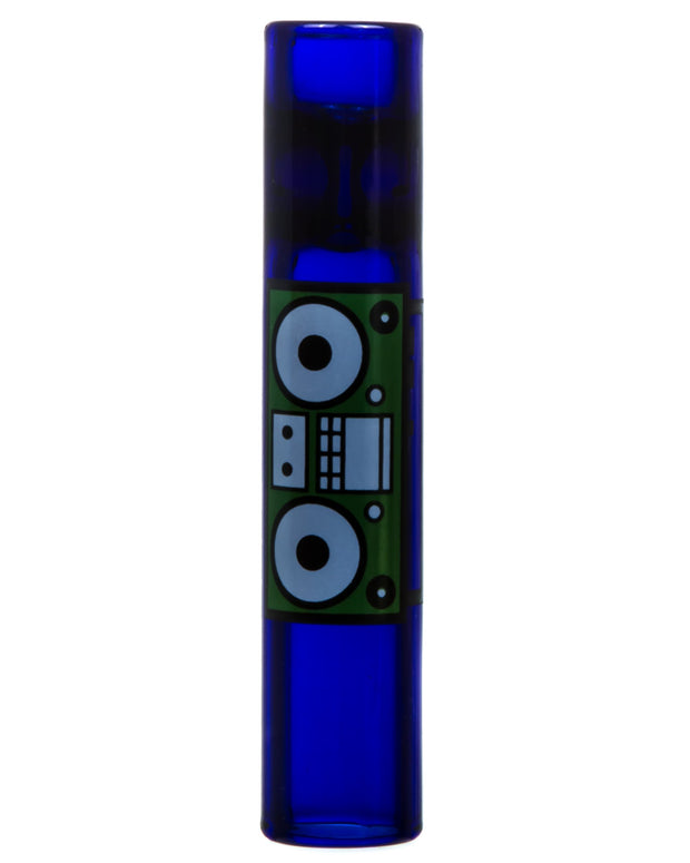 16mm Chillum by Grav with Boombox Graphic