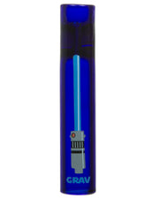 light saber chillum, 16mm, by grav labs