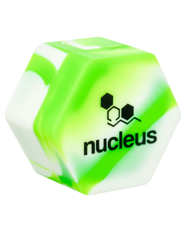 Nucleus Hexagon Silicone Jar
