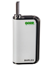 Duplex Dual Extract Vaporizer in White