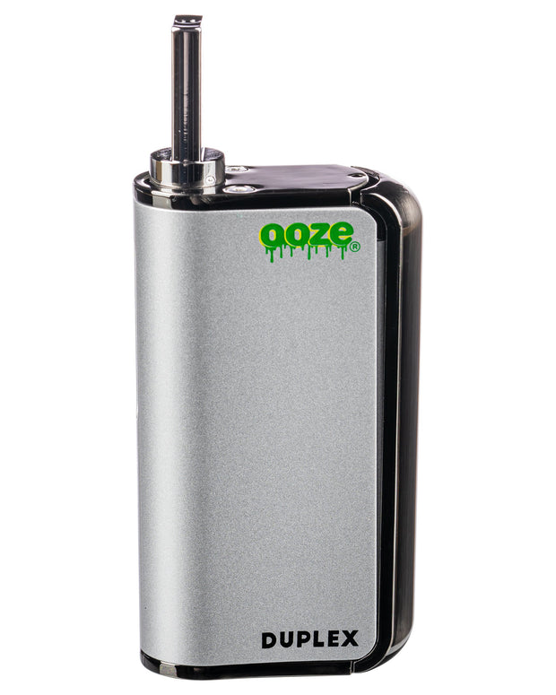 Duplex Dual Extract Vaporizer in Silver