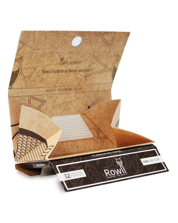 All in One Rolling Paper Kit w/ Grinder